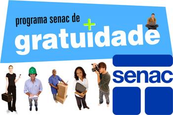 299116 cursos gratuitos senac psg Vagas para cursos gratuitos no Senai e Senac RN