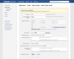 Ativar novo perfil do Facebook