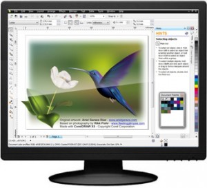 screenCorelDRAWX5 300x273 Curso de Corel Draw Senac